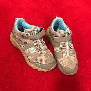Merrell girls hilltop hiking boots 2,5 US/ 33,5 EU